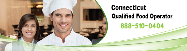Connecticut Qualified Food Operator