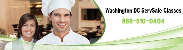 Washington DC ServSafe Classes