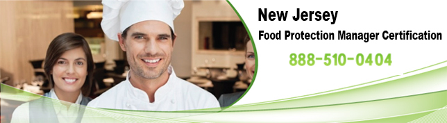 New Jersey Food Protection Manager Certification