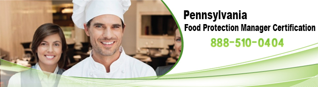 Pennsylvania Food Protection Manager Certification