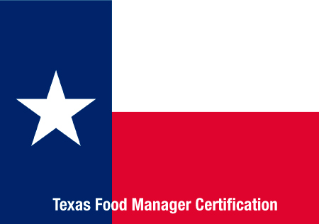 Food Service Manager Certification Texas